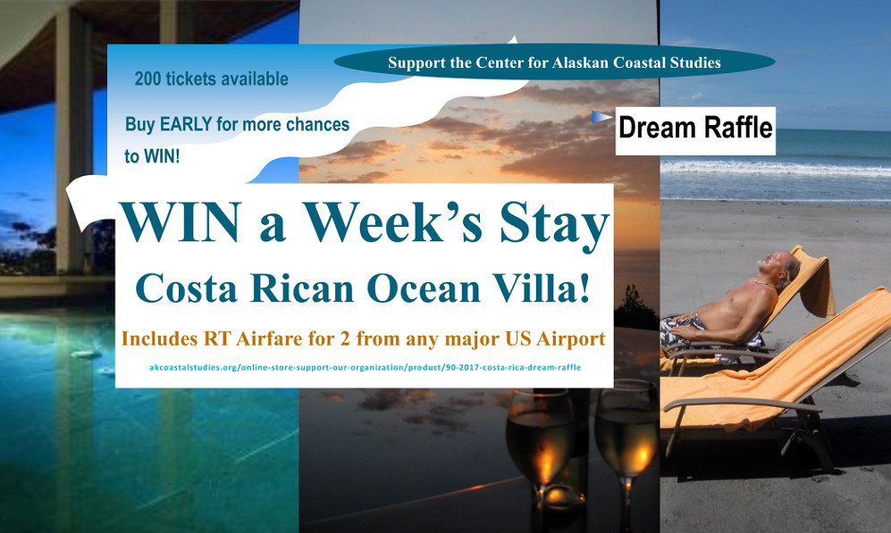 Costa Rica Dream Raffle