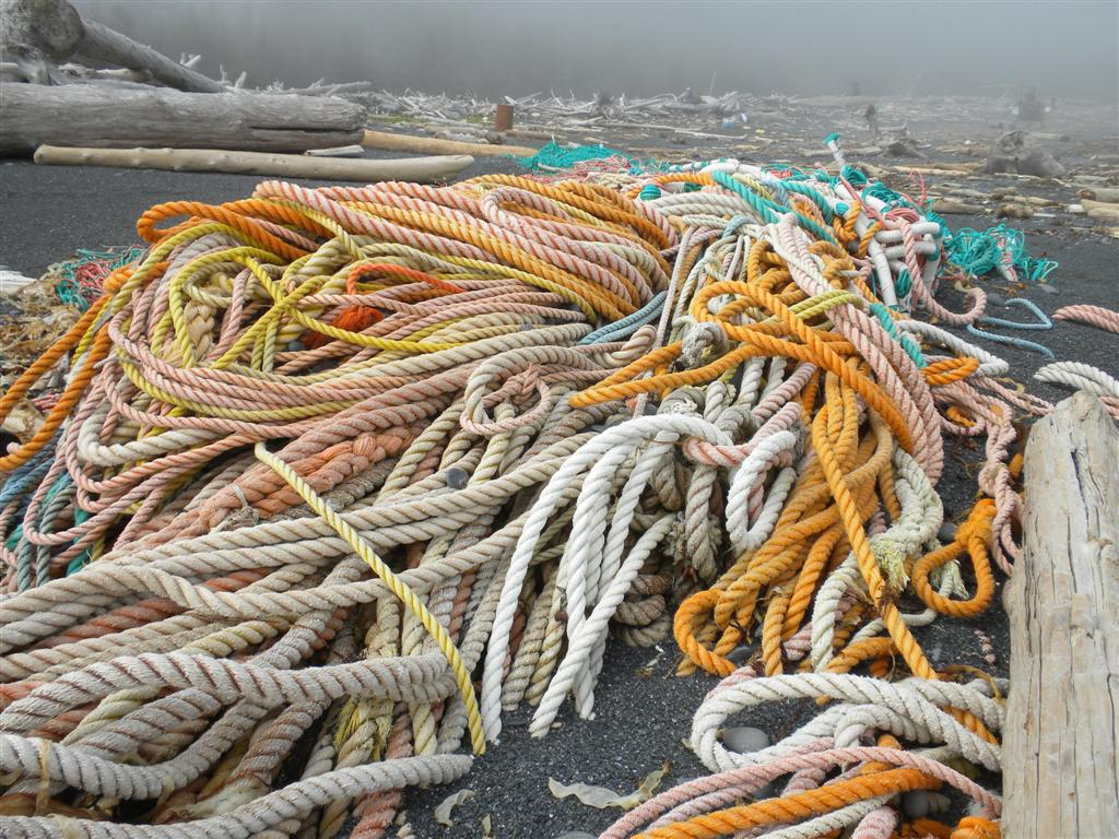 rope and line